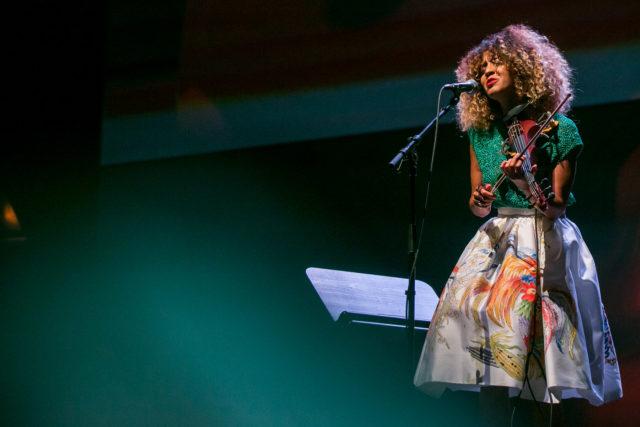Yilian Cañizares laureada con el Premio Suizo de Música